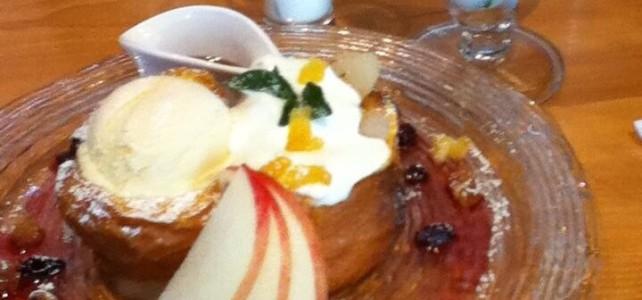自由が丘 Yocco's French Toast Cafe