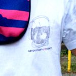 sanpunkan-projectのTシャツが出来たよ!出来たよsanpunkan-projectのTシャツが!